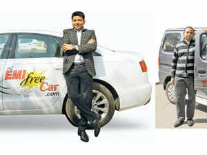 EMIfreecar.com says it's a win-win for car buyers as their EMIs are taken care of as well as advertisers who have a new platform for campaigns.