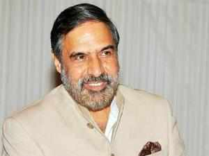Narendra Modi playing polarisation politics in North East: Anand Sharma