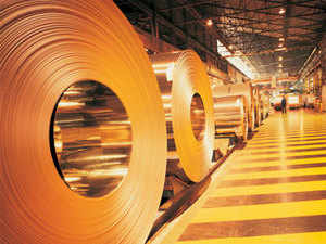 Steel consumption in the country might clock a growth of 2-3 per cent in 2013-14, an industry expert has said.