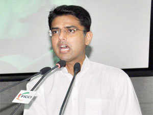 "Corporate Affairs Minister Sachin Pilot was asked to intervene and order an investigation into whether ""due process"" was followed by the probe agency."