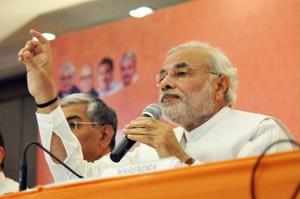 BJP shifts venue for Narendra Modi's March 3 rally in Muzaffarpur