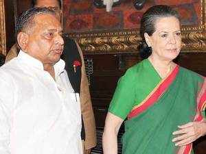 SPhas ensured smooth wins for Sonia andRahulin the past two polls.SP'sdecision was reciprocated by Congress inMulayamandAkhilesh'scase in 2009.