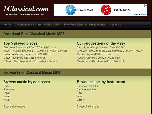 Musicovery - Some amazing sites for music lovers   The