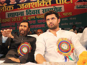 LJPtoday appeared to be going soft onNarendraModiwith party chiefRamvilasPaswan'sson saying that the Gujarat Chief Minister's alleged involvement in 2002 riots is not an issue after the clean chit given to him by the court.