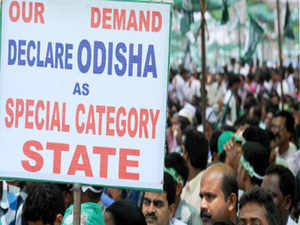 The activists of the BJD's youth wing accused the Congress-led UPA government of adopting discriminatory policies for narrow political benefits.