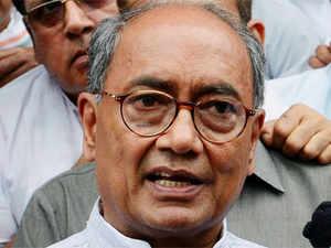 State Congress president Botsa Satyanarayana said that AICC General Secretary Digvijay Singh would meet leaders from Seemandhra.