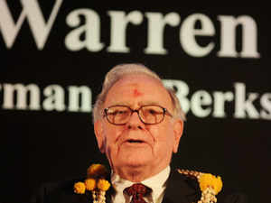 Warren Buffett, the billionaire chairman of Berkshire Hathaway, cited a farm he's owned since 1986 to caution individuals against frequent buying and selling of stocks.