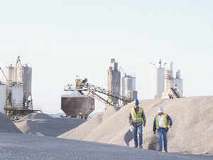 Ambuja Cements, which has five million tonnes per annum (MTPA) limestone mining capacity in Himachal Pradesh, however, had said cement production in the state remained unaffected.