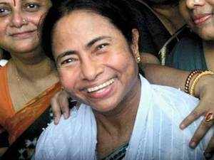 """TrinamoolCongress chiefMamataBanerjeetoday said it was time for """"like-minded forces"""" to capture power at the Centre."""