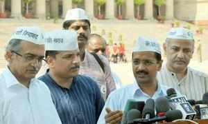 Cheaper electricity, decentralization of power and a Delhi Lokpal Bill are among the promises the Aam Admi Party (AAP) has made in its manifesto for the December 4 assembly elections released on Wednesday.