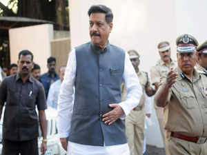 Prithviraj Chavan said the hailstorm occurred only in certain areas and enquiries are on with IMD as to whether it was because of global warming.