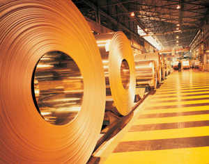 EssarSteel is likely to raise product prices by aroundRs1,000 pertonnenext month on the back of rise in input costs and demand uptick.