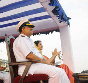 After the sudden resignation of Admiral DK Joshi, Eastern Naval Commander Vice Admiral Anil Chopra is the front-runner to succeed him as the next Navy chief.