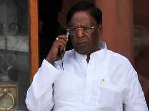 Minister of State for Personnel VNarayanasamy said that transparent method has been followed for forming a search committee.