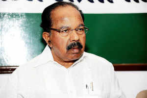 M Veerappa Moily defended seeking extension for Sudhir Vasudeva as Chairman of ONGC, saying he was not backing a tainted or corrupt person.