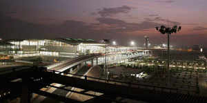 Hyderabad airport adjudged second-best in 2013 by ACI