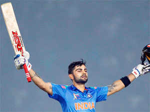 While no one doubted Kohli's on-field qualities, many feared his off-field antics could derail a stellar career, but he's come through determined and more mature.