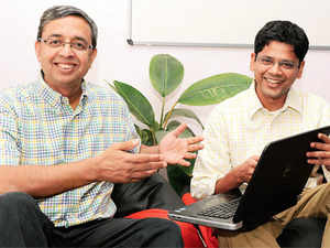 Seshadri and some of his colleagues crawled e-commerce sites and found that their search technology could be improved.