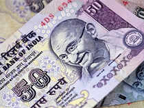 The rupee fell by 14 paise to 62.12 against the dollar in early trade today at the Interbank Foreign Exchange due to month-end demand.