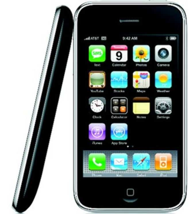 iphone 4 update new iphone 3g and 2 0 software update the economic times 10889