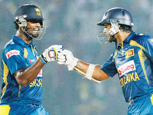 Sri Lanka defeated India by two wickets inFatullahon Friday to record their second successive win in the Asia Cup one-day tournament.