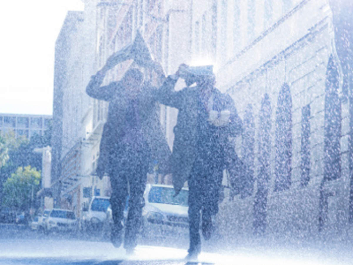 Computers can accurately predict rainfall - The Economic Times
