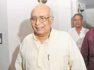 Fali Nariman had recently also refused to be part of the Lokpal search panel, voicing fears that the best will be overlooked by the multi-layered procedure.