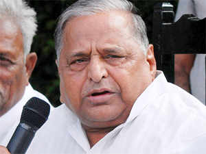 """Those who get influenced by sycophants are often subject to deception. You cannot make an image for yourself by working with them,"" Mulayam said."
