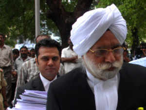 Noted lawyer KTS Tulsi was today sworn in as a member of Rajya Sabha by Vice-President Hamid Ansari, the Chairman of the House.