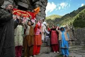 Kashmiri pandits upset over Congress blocking their bill