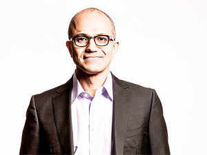 Nadella said new products with 'mobile first' and 'cloud first' as their mantra are in the pipeline, but declined to divulge specifics.