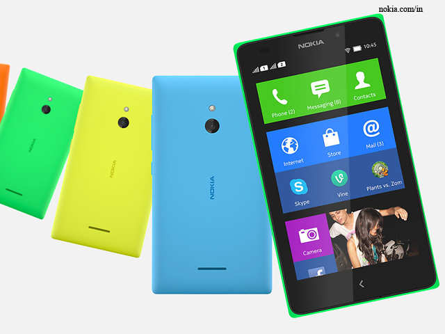 No Fastlane for Windows phones - Nokia X series Android