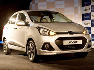 Hyundai's new sub-4 metre compact sedan will take on the Maruti Dzire and Honda Amaze.