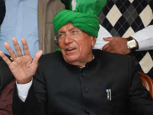 BJP has given up efforts for an electoral understanding with INLD as Chautalas have been convicted in corruption cases.