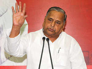 SP had earlier declared UP cabinet minister Balram Yadav as the party's candidate from Azamgarh, which has a number of Muslim and Yadav population.