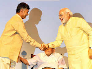 BJP and TDP are already in talks to sew up an electoral alliance, while the former received a huge boost with Pavan endorsing the candidature of Modi for PM post.