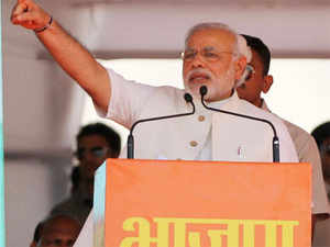 A ride through some key constituencies, with UP's hybrid economy, its politically aware voters framing the big question: Is Modi enough for BJP?
