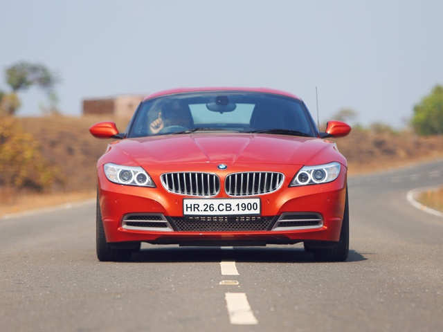 2014 Bmw Z4 What S The Open Top Two Seater Sports Car Like 2014