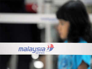 The call was about the ongoing search for Malaysia Airlines flight MH370, which went missing under mysterious circumstances.