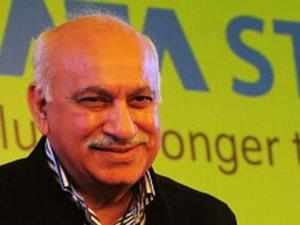 BJP appoints MJ Akbar as national spokesperson