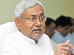 BJPhas been reborn in a new avatar in which elders are humiliated,BiharChief Minister Nitish Kumar said today and attackedNarendraModialleging that corporate houses were investing in him