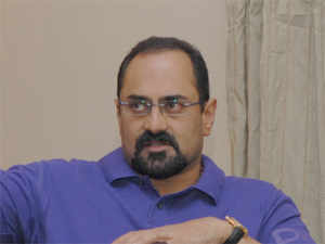 """""""The challenges from economy to governance to security are many. We, as a nation, find ourselves in trying times.Modiis best suited to lead India at this stage,""""RajeevChandrasekhar, who is also an independentRajyaSabhamember, said."""