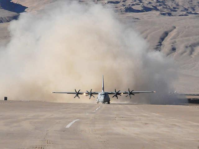 IAF's C-130J Super Hercules aircraft: 8 facts - Capable of ...