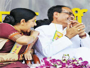 Analternative pressure group, being referred to as the'MadhyaPradeshMorcha', may pose an open challenge toModiin the future.