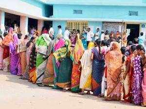 The process has set in motion in Jammu district. Officials in the revenue department said almost 30% of the staff being deployed for polls would be women.