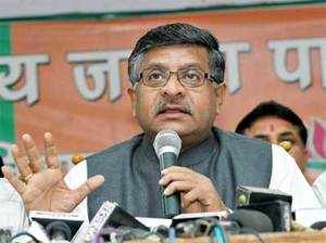 "Reacting to Chidambaram's pitch that economic growth till 2008 was good, BJP's Ravi Shankar Prasad said, ""UPA-I reaped what NDA sowed""."