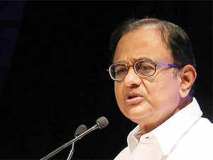 """""""It's obvious that big business is supporting BJP, but that's because Modi is known to favour crony capitalism,"""" Chidambaram said."""