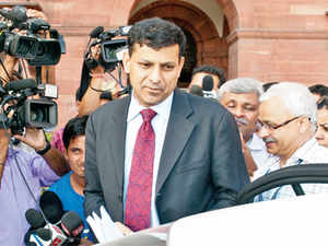 Rajan was talking to reporters on the sidelines of the annual convocation of the RBI-run National Institute of Bank Management.
