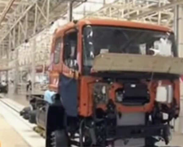 Tata Motors to launch new truck range - The Economic Times Video | ET Now