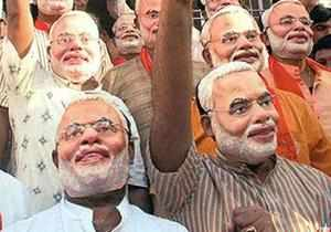 Dubbing Congress as 'betrayer', Modi took a jibe at its hand symbol, alleging it had mastered the art of 'haath ki safai' to loot the country's wealth.
